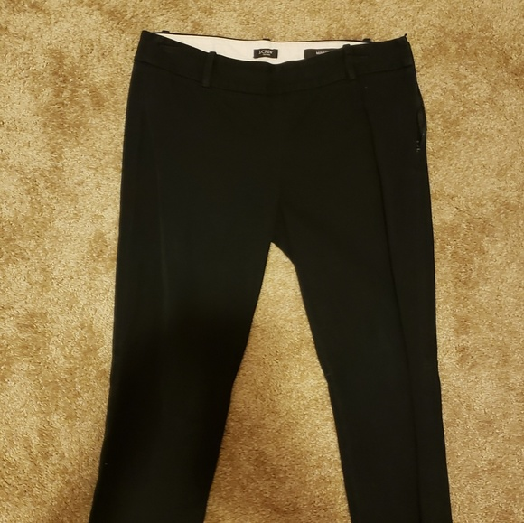 J. Crew Pants - J Crew Minnie Stretch Side Zip Size 2